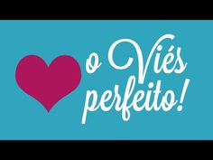 Patricia Cardoso - Como costurar vies perfeitamente - YouTube