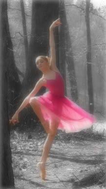 Dance: Dancing in the woods.