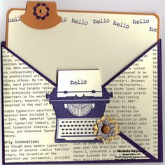 Stampin Up! - Michele Reynolds @ Inspiration Ink