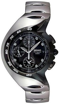Seiko Men's Watch. Frank Shelltoe Frose Leach