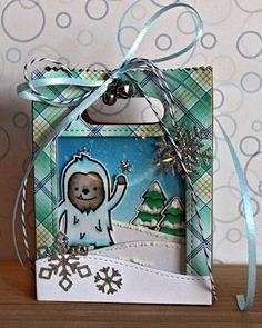 There's a Card for That: Happy Holidays Series | Dimensional Goody Bag ft. ...
