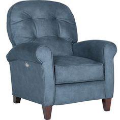 Lane Furniture - Simone Low Leg Recliner - 2979