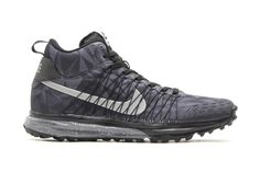 Nike Lunar Fresh Sneakerboot Black/Light Ash Grey-Dark Ash