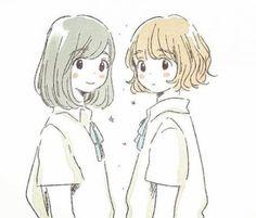 Drawing faces sketches girls character design 32 Ideas for 2019 Chica Anime Manga, Kawaii Anime, Anime Art Girl, Manga Art, Drawing Face Expressions, Drawing Faces, Drawing Hair, Character Concept, Character Art