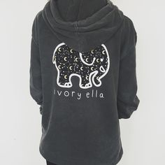 LIMITED EDITION ITEM Printed on a super soft, 80% cotton, 20% polyester comfort colored long sleeve hoodie, this hoodie is not only comfortable, but also has a