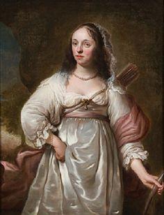 Ferdinand Bol - Portrait of a Lady.