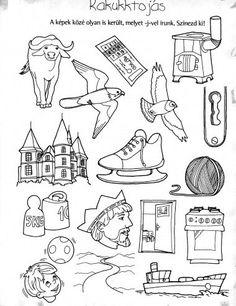 Album Archive - Ly vagy j ? Grammar, Literature, Diagram, Album, Teaching, Education, Comics, School, Minden