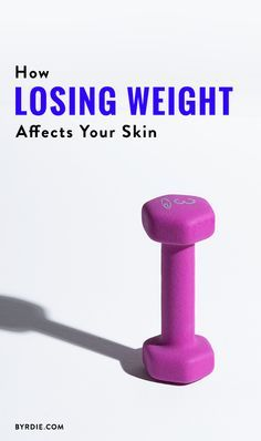 How weight loss affects your skin