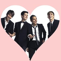 WIN a Valentine's phone call from Big Time Rush!!!!!!!!!!