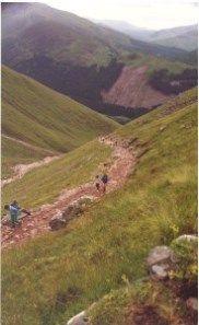 Tourist Path Ben Nevis