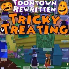 Toontown Rewritten Halloween Trick or Treating