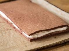 Schoko-Sahne-Biskuit à la Milchschnitte