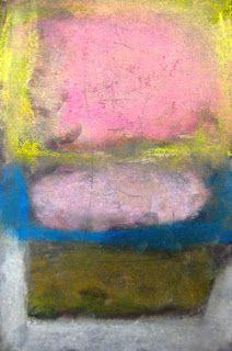 Experiments in Art Education--Mark Rothko Chalk Drawings