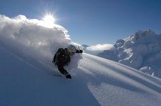 Lech am Arlberg - Ein Paradies für Wintersportfans Mount Everest, Scary, Mountains, Places, Nature, Travel, Ski, Paradise, Fishing