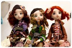 9th International Doll Salon, October 2013, Moscow
