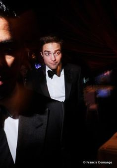 Rob at the Cosmopolis After Party in Cannes