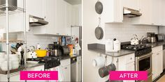 Professional Organizer Makeover - Pro Organizer Kitchen Makeover    And now I'm sharing everything I learned with you.