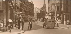Stirling, Old Pictures, Street View, Antique Photos, Star Ring, Old Photos