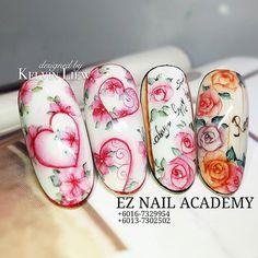 Cute nails french tip, Red nail art. Nail Design Spring, Winter Nail Designs, Acrylic Nail Designs, Nail Art Designs, Acrylic Nails, Beautiful Nail Designs, Simple Nail Designs, Vintage Nail Art, Feet Nail Design