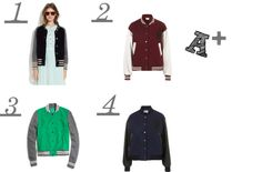 """""""Varsity Jackets"""" by thedoubleissue on Polyvore"""