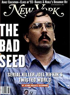 joel the ripper rifkin Joel the ripper: the true story of joel rifkin by george gainer joel rifkin was one of the most prolific serial killers in new york, claiming responsibility for the murders of 17 women-most of them drug-addicted prostitutes-by strangulation between 1989 and 1993.