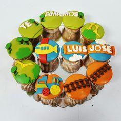 Hecho en #cupcakegourmet para disfrutar de tus mejores momentos.  #cupcakes #magdalenas #bakery #pzocity #pzo #ciudadguayana #pasteleriaamericana #fondant #igersguayana #entusmejoresmomentos #poz