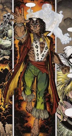 Doctor Voodoo screenshots, images and pictures - Comic Vine