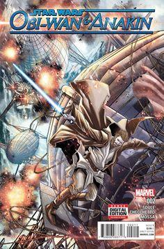 Marvel - Star Wars: Obi-Wan & Anakin (2016) #2