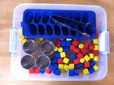 What is a BUSY BOX?     A busy box is a box or bag containing pre made activities that children can do on their own or with an adult. ...