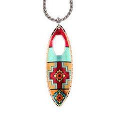 Native Design Necklace - Available April 2017