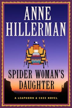 Anne Hillerman talks about writing, her dad, Tony, Hillerman, and her book Spider Woman's Daughter http://dawnwink.wordpress.com/2013/04/29/anne-hillerman-on-writing-and-her-dad-tony-hillerman/
