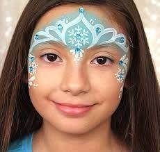 Bildergebnis für frozen face painting
