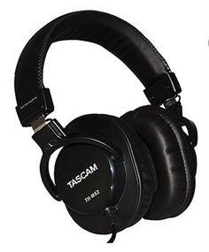 TASCAM Announces New Mixing/Recording Headphones, TH-MX2 feature closed-back design