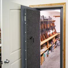 Vault Doors & Safe Room Doors for Sale Made in USA