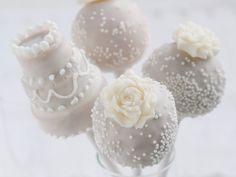 Cake Pops zur Hochzeit - smarter - Zeit: 45 Min. | eatsmarter.de