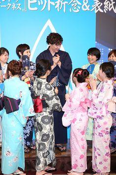 Benedict in Japan