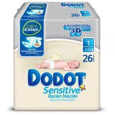 Dodot sensitive (recém-nascido) 2-5kg