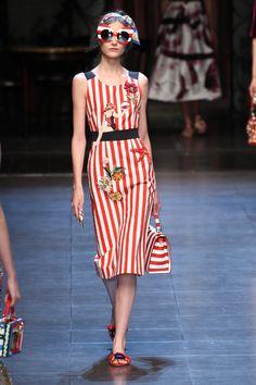 Dolce & Gabbana: a grife embaixadora da cultura italiana - Vogue | Desfiles