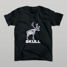 SUKLLシリーズ第2弾(白シカ) Tシャツ