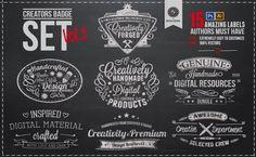 5in1 Mega Bundle v.6: Logo/Badge Templates & Shapes Photo