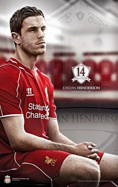 Jordan Henderson Liverpool FC