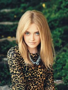 Lovely Hairstyles 2014 By Dakota Fanning - http://www.dailyhomedecortips.com/hairstyle-tips/lovely-hairstyles-2014-by-dakota-fanning.html