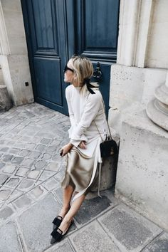 Damsel in Dior | 5 Keys to Unlocking Parisian Style