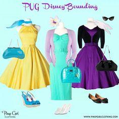 Pinup Girl Clothing...Disneybound