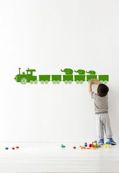 Cool and Funny Boys Room Wall Stickers