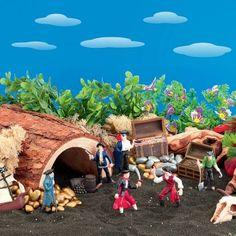 small world pirate island