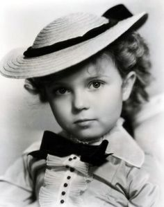 """""""I stopped believing in Santa Claus when I was six. Mother took me to see him in a department store and he asked for my autograph."""" ~ Shirley Temple"""