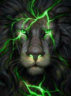 Lion Live Wallpaper, Wild Animal Wallpaper, Wolf Wallpaper, Live Wallpapers, Lion Images, Lion Pictures, Art Pictures, Big Cats Art, Cat Art