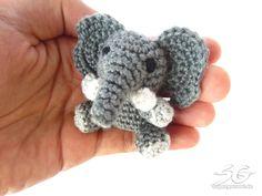Amigurumi Elefant Größe