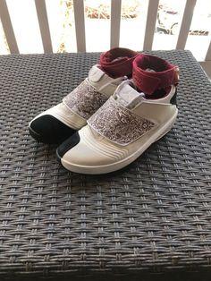 833b06699e5d5f Jordan 20 OG white lasers size 8  fashion  clothing  shoes  accessories   mensshoes  athleticshoes (ebay link)